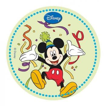 Disque azyme Mickey