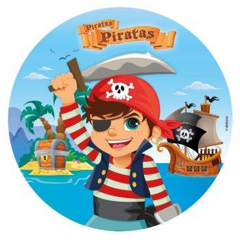 Disque azyme Pirate