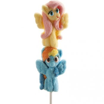 Sucette Marshmallow My Little Pony