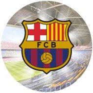 Disque en Sucre Barca FC Barcelone