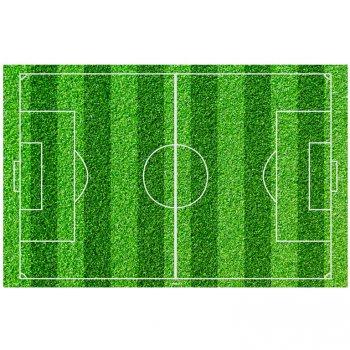 Plaque terrain de foot en Sucre