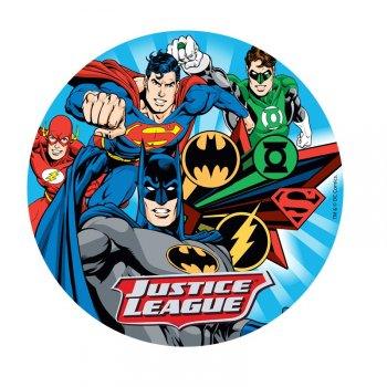 Disque Azyme Batman et la Justice League Power
