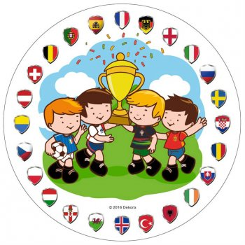 Disque Azyme Foot Europe