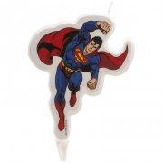 1 Bougie Silhouette Superman