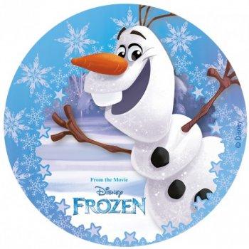 Disque en Sucre Olaf