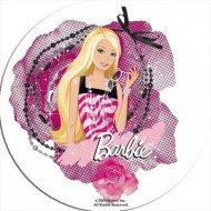 Disque en Azyme Barbie
