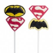 Sucette Jelly Batmann vs Superman