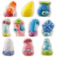 Fève Trolls (3 cm) - Porcelaine