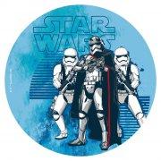 Disque en Sucre Star Wars - Stormtroopers (16 cm)