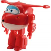 1 Figurine Jett Super Wings (7 cm) - Plastique