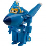 1 Figurine Jérome  Super Wings (7 cm) - Plastique