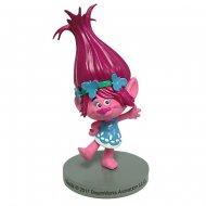 Figurine Trolls Poppy (8 cm) - PVC