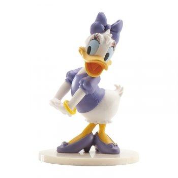 1 Figurine Daisy sur socle (8,5 cm) - Plastique