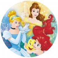 Disque 3 Princesses Disney (20 cm) - Azyme