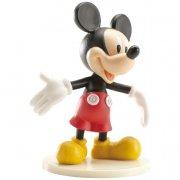 Figurine Mickey sur socle (8,5 cm) - Plastique