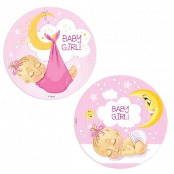 1 Disque Azyme Baby Girl (20 cm)