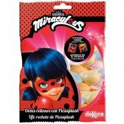 Bonbons Ovni Miraculous Ladybug  + Sticker (20 g)