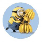 Disque Les Minions Banana (20 cm) - Azyme