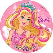 Disque en Azyme Barbie Princesse