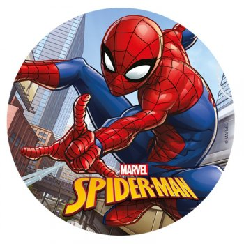 Disque Spiderman (20 cm) - Azyme