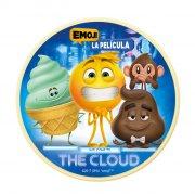 Disque en Chocolat Emoji Movie (11 cm)