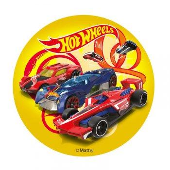 Disque Hot Wheels (20 cm) - Sucre