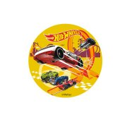 Disque Hot Wheels Jaune (20 cm) - Azyme