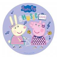 Disque Peppa Pig Music (20 cm) - Azyme