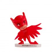 Figurine Pyjamasques Bibou Rouge (7 cm) - PVC