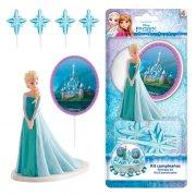 Kit d'Anniversaire Elsa Reine des Neiges