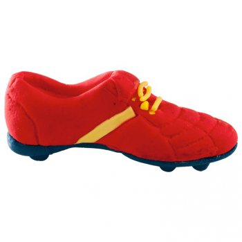 Chaussure Foot Rouge (7 cm) - Sucre