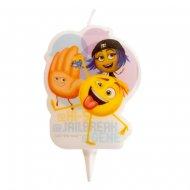 Bougie Silhouette Emoji (9 cm)
