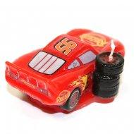 Bougie Cars 3D (9 cm)