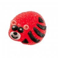 4 Bonbons Oursons et Panda 2D - Sucre Gélifié