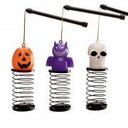 1 Lanterne Clignotante Halloween avec bonbons