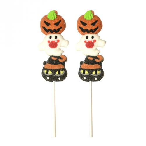 1 Sucette Chamallow Happy Halloween  (30 g)