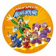 Disque Azyme Mickey High Speed (20 cm)