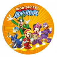 Disque Azyme Mickey High Speed (20 cm)