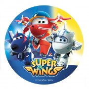 Disque en Azyme Super Wings