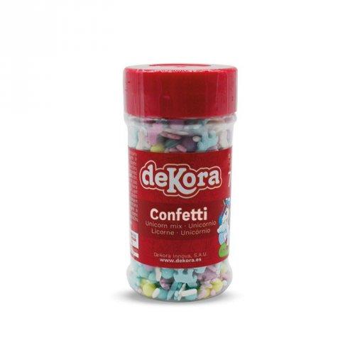 Confettis Mix Licorne (70 g) - Sucre