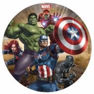 Disque Avengers (16 cm) - Azyme