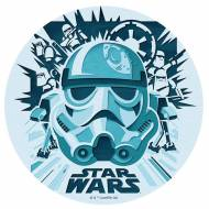 Disque Star Wars (16 cm) - Azyme