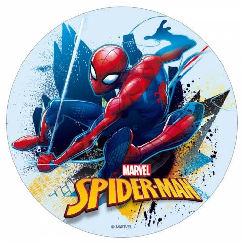 Disque Spiderman (16 cm) - Azyme