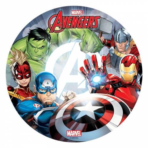 Disque Avengers (20 cm) - Azyme