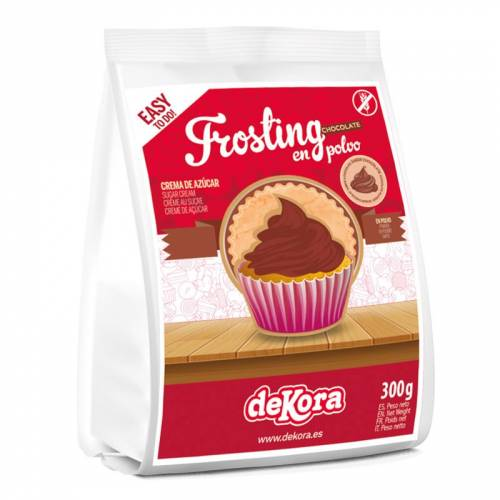 Frosting Saveur Chocolat - 300g
