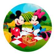 Disque Mickey et Minnie - Azyme (20 cm)
