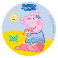 Disque Peppa Pig - Azyme - sans E171