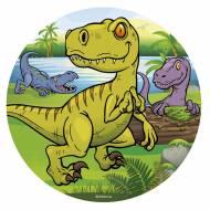 Disque Dino - Azyme - sans E171