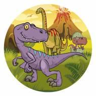 Disque Dino (20 cm) - Azyme