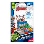 13 Stickers Avengers - Comestible - sans E171